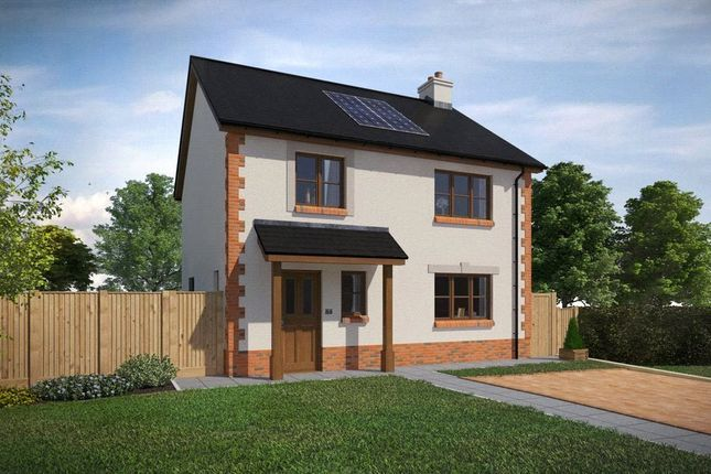 Thumbnail Detached house for sale in Plot 10, Phase 2, The Pembroke, Ashford Park, Crundale