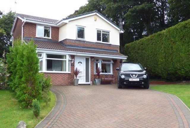 Thumbnail Detached house for sale in Berwick Way, Heysham, Lancashire