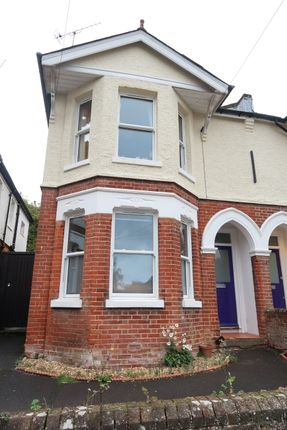 Thumbnail Semi-detached house to rent in Oakhurst Road, Southampton