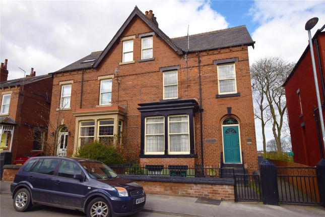 Thumbnail Semi-detached house for sale in Cross Flatts Avenue, Leeds, West Yorkshire