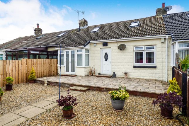 2 bedroom bungalow for sale in Burns Avenue, Blackhall Colliery, Hartlepool