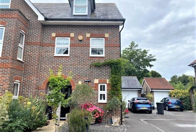 Thumbnail Semi-detached house for sale in The Mallards, Langstone, Havant