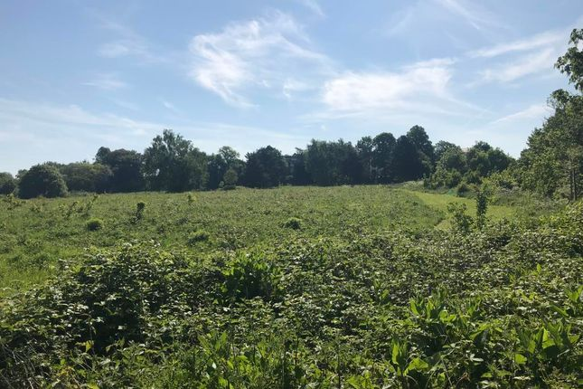Thumbnail Land for sale in Land Fronting Vicarage Road, Bexley, Kent