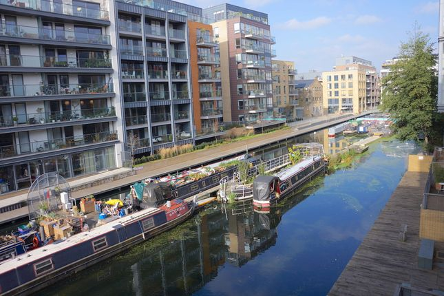 2 bed flat to rent in Benyon Wharf, Kingsland Road, Shoreditch