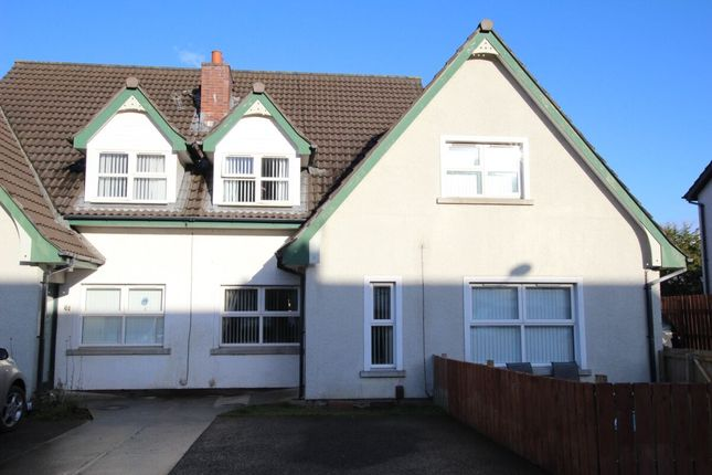Thumbnail Terraced house for sale in Thorburn Road, Newtownabbey
