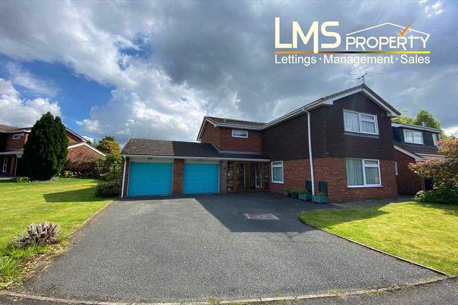 4 bed detached house to rent in Longmeadow, Weaverham, Northwich CW8