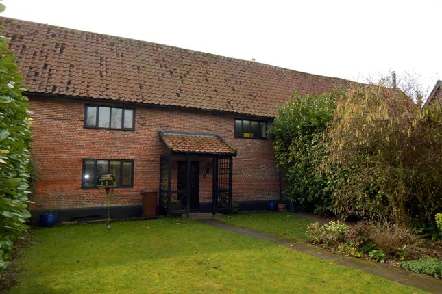 Thumbnail Property to rent in Long Barn, Hales Green, Norwich