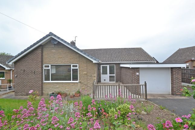 2 bed detached bungalow for sale in The Croft, Badsworth, Pontefract