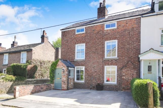 Thumbnail Semi-detached house for sale in Bluebell Lane, Tytherington, Macclesfield, Cheshire