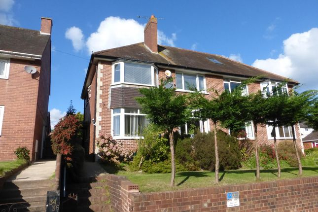 Thumbnail Property to rent in Union Road, Exeter