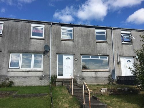 Thumbnail Terraced house to rent in Rennie Road, Kilsyth