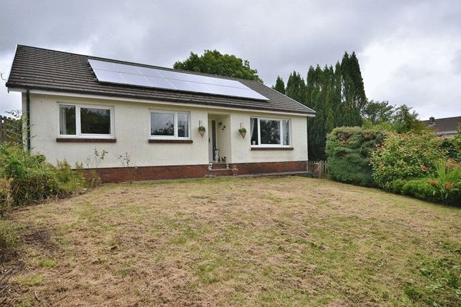 Thumbnail Detached bungalow for sale in Heol Y Foel, Foelgastell, Llanelli