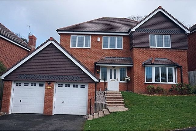 Thumbnail Detached house for sale in Gwynant, Colwyn Bay