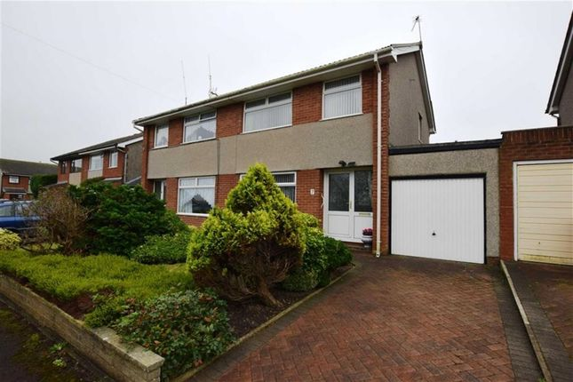 3 bed semi-detached house for sale in Seatoller Place, Barrow In Furness, Cumbria