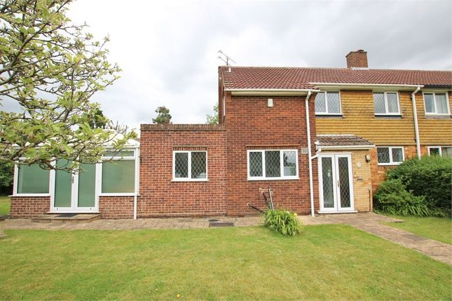 Thumbnail Semi-detached house to rent in Compton Close, Earley, Reading, Berkshire