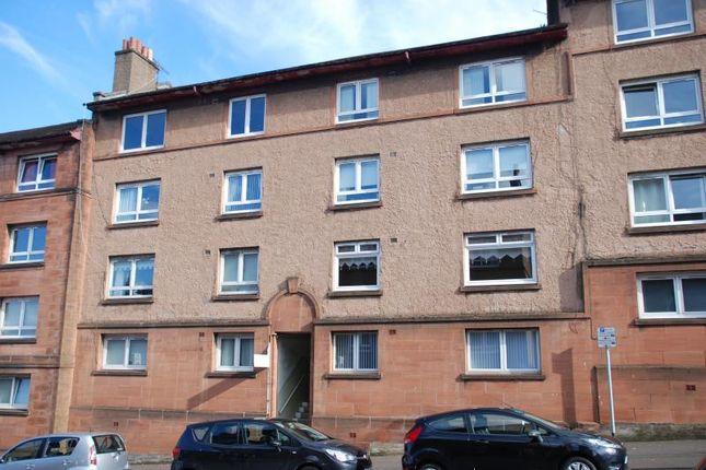 Thumbnail 2 bed flat to rent in Sir Michael Street, Greenock