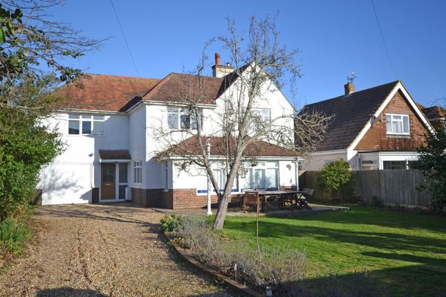 Thumbnail Detached house for sale in York Road, Selsey