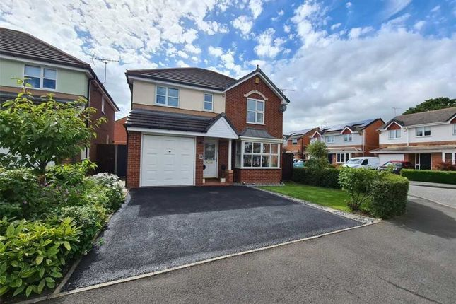 Thumbnail Detached house for sale in Beltony Drive, Crewe