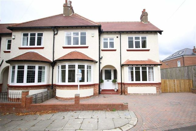 Thumbnail Semi-detached house for sale in Sylvan Grove, Darlington