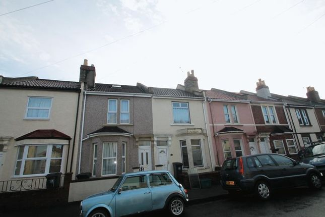 Thumbnail Terraced house to rent in Jasper Street, Bedminster