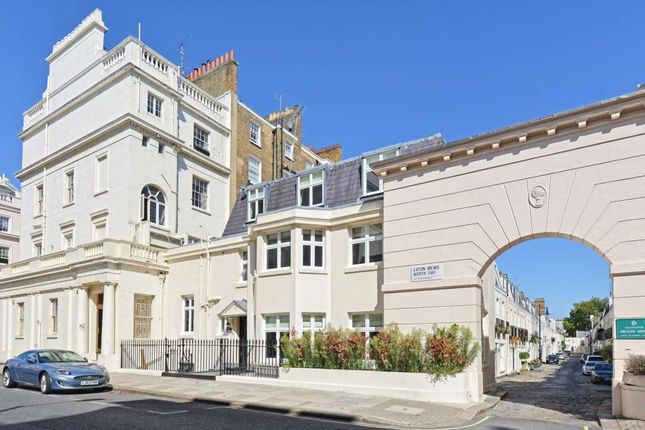 Thumbnail Detached house for sale in Lyall Street, London