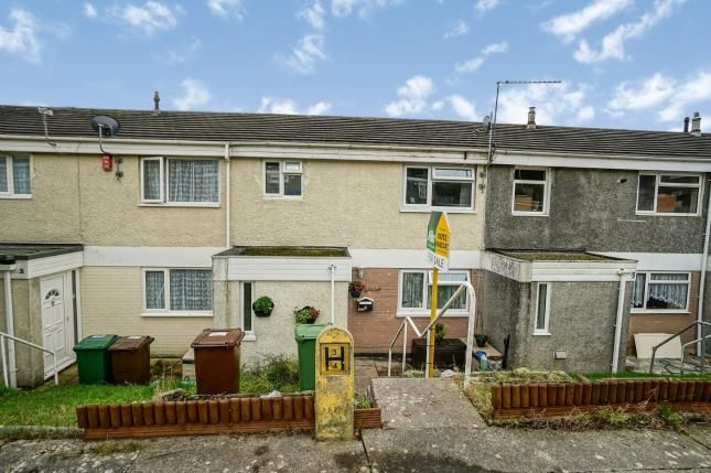 Thumbnail 3 bed terraced house for sale in Whitleigh, Plymouth, Devon