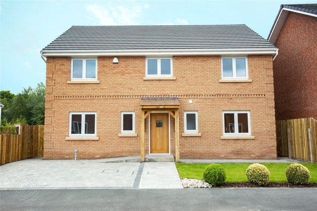 Thumbnail Detached house for sale in Frenchfields Crescent, Clock Face, St. Helens, Merseyside