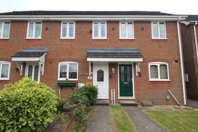Thumbnail Terraced house for sale in Jacobs Gutter Lane, Totton, Southampton