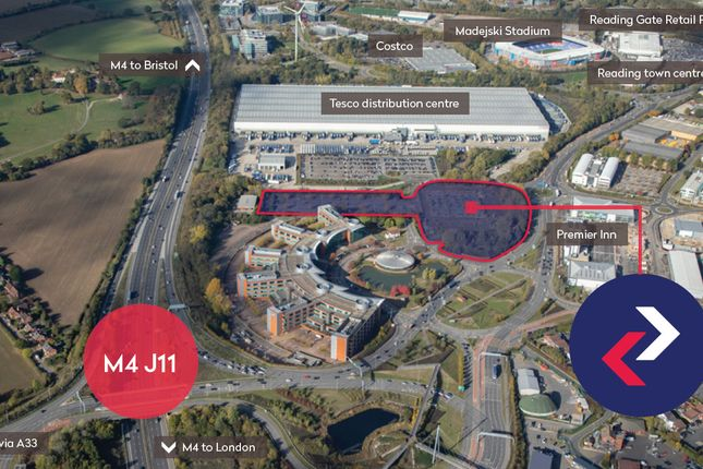 Thumbnail Industrial to let in Unit 2, Reading International Logistics Park, Reading