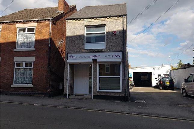 Office for sale in 17 Wellington Street, Ripley, Derbyshire