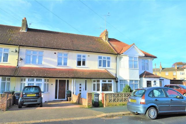 Thumbnail Terraced house to rent in Clarendon Road, Cheshunt, Waltham Cross