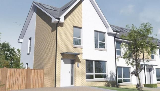 Thumbnail Semi-detached house for sale in Laburnum Lea, Laburnum Road, Uddingston