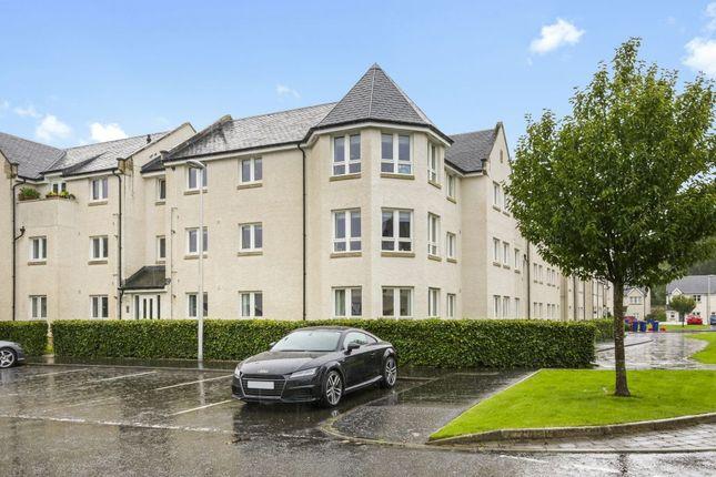 Thumbnail Flat for sale in 13/1 Saint Davids Gardens, Dalkeith, Midlothian