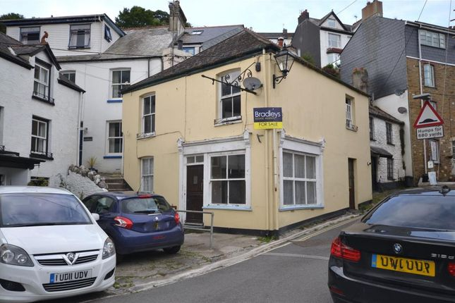 Thumbnail Semi-detached house for sale in Princes Square, Looe, Cornwall