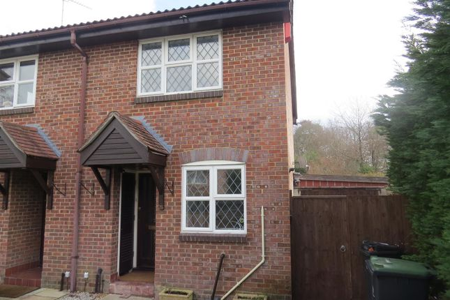 Thumbnail End terrace house to rent in Amberwood, Ferndown