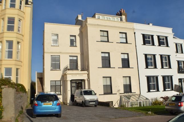 Thumbnail Flat to rent in Beacon Lodge, 3 Louisa Terrace, Exmouth