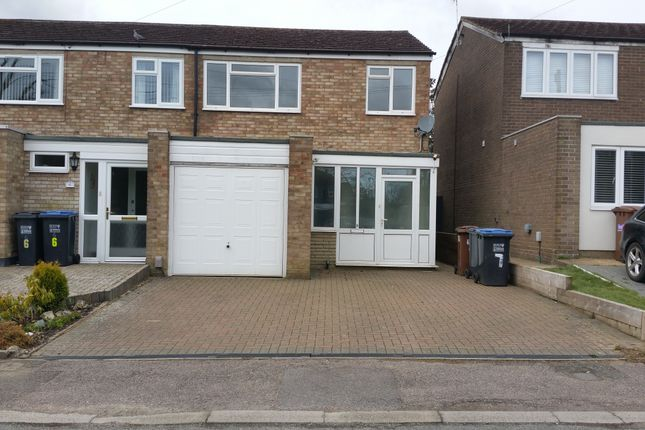 3 bed end terrace house to rent in Meadow Close, Welham Green AL9