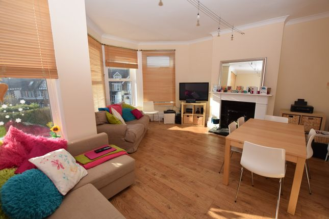 Thumbnail Maisonette to rent in St. Peters Road, St. Leonards-On-Sea