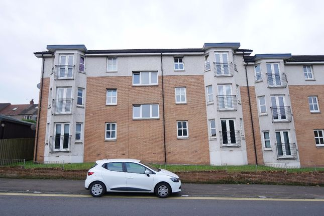 Thumbnail Flat for sale in Lincoln Court, Coatbridge