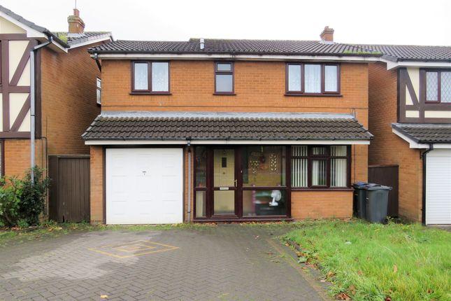 Detached house in  Statham Drive  Edgbaston  Birmingham  Birmingham