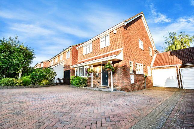 Front Elevation of Portman Close, Bexley, Kent DA5