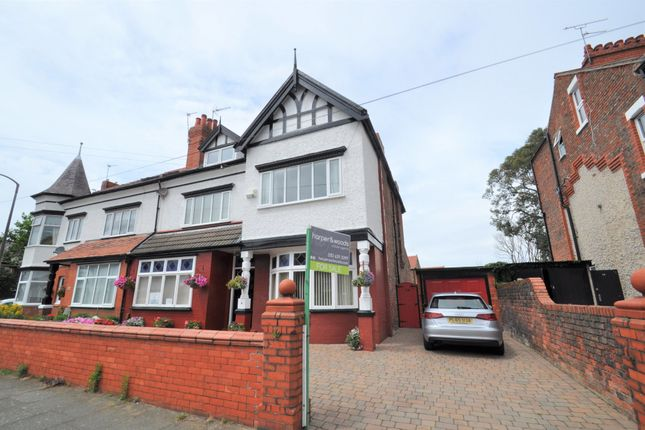 Semi-detached house for sale in Lyndhurst Road, Wallasey