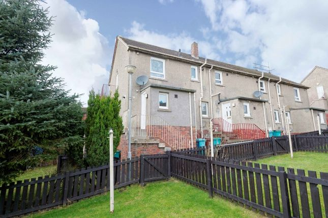 Thumbnail Flat for sale in Ballochney Lane, Burnfoot, Airdrie, North Lanarkshire