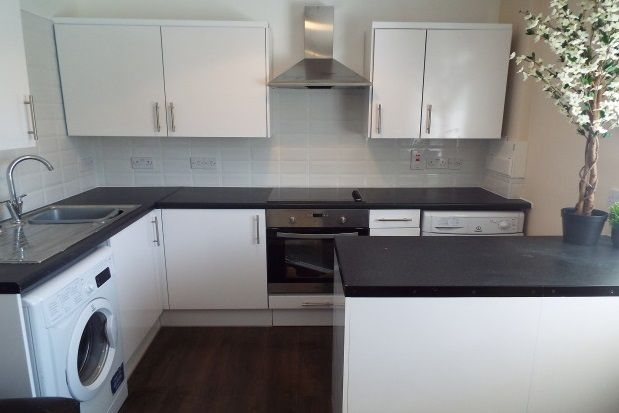 Thumbnail Flat to rent in Park Road West, Wolverhampton