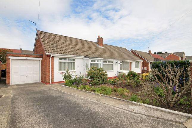 Thumbnail Bungalow to rent in Leander Avenue, Chester Le Street