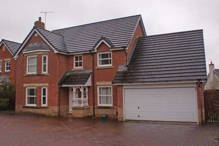 Thumbnail Detached house to rent in Belhaven Place, Mearnskirk