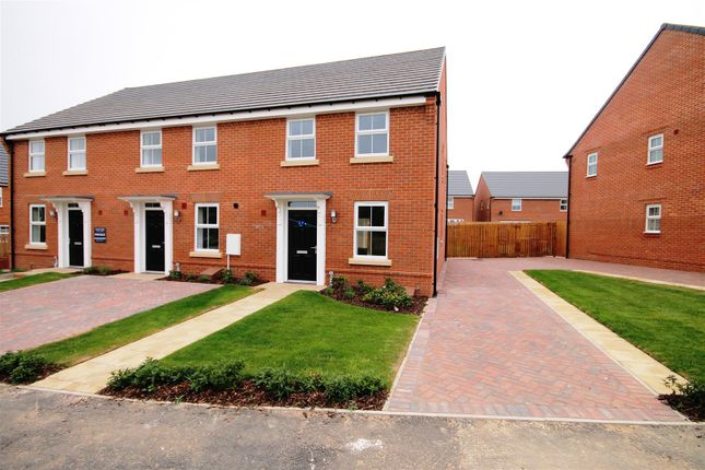Thumbnail Semi-detached house to rent in St Georges Way, Mount Oswald, Durham