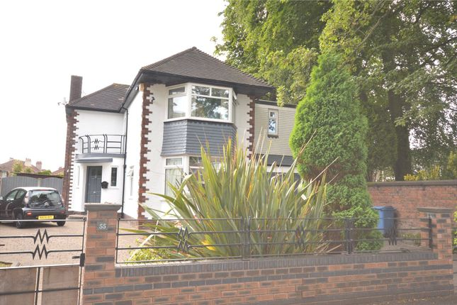 Thumbnail Detached house for sale in Hornby Lane, Calderstones, Liverpool
