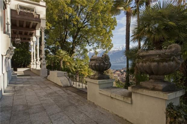 Thumbnail Property for sale in Grand Villa Menaggio, Menaggio, Lake Como, Italy