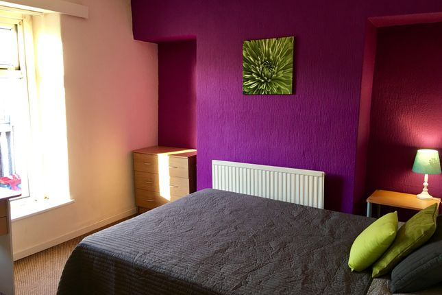 Thumbnail Shared accommodation to rent in 3 Fleet Street, Swansea